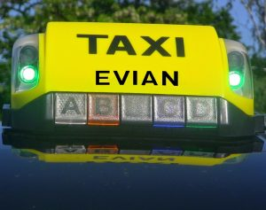 Allo Greg Taxi Evian